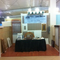 Photo taken at Home Show Galleria by Jeffrey B. on 3/21/2012