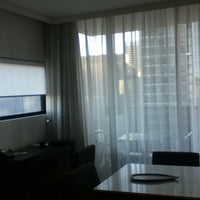 Photo taken at Meriton Serviced Apartments by khwankhao s. on 6/9/2011