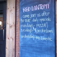 Photo taken at Red Lantern by Rob N. on 7/7/2011
