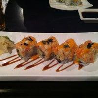 Photo taken at Midori Sushi II by Vanessa F. on 1/22/2012