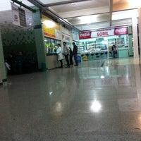 Photo taken at Estação Rodoviária de Criciúma by Leonardo R. on 9/8/2011