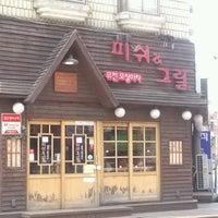 Photo taken at 피쉬&그릴 by 형윤 이. on 5/31/2012