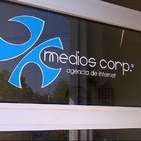 Foto tomada en Medios Corp. por Alberto M. el 7/4/2012