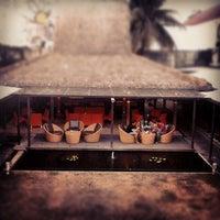 Photo taken at Badung Cafe & Resto by Enda N. on 8/17/2012