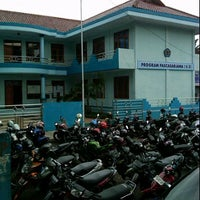 Photo taken at STISIP Widyapuri Mandiri by Handi G. on 2/27/2012