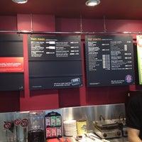 Photo taken at Sainsbury's Café by Mauricio R. on 5/2/2012