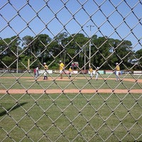 Photo taken at IRLL - Baseball Fields by Alison D. on 6/30/2012