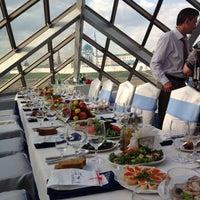 Photo taken at КРК Пирамида by Tagir M. on 7/14/2012