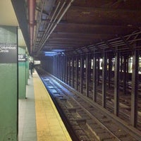 Photo taken at MTA Subway - 59th St/Columbus Circle (A/B/C/D/1) by Pablo T. on 12/30/2011