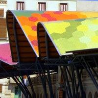 Photo taken at Mercat de Santa Caterina by Jaime S. on 1/24/2012