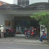 Photo taken at Delta mini market by Ester K. on 5/30/2011