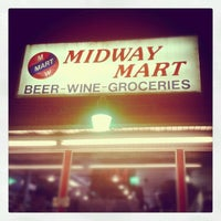 Photo taken at Midway Mart by JT M. on 5/27/2012