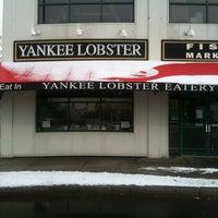 Photo prise au Yankee Lobster par Rich V. le12/23/2010