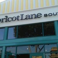 Photo taken at Apricot Lane Boutique by M C. on 2/1/2012