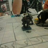 Photo taken at Infinite Monkey Comics & Games by Dan F. on 10/7/2011