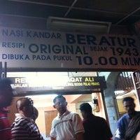 Photo taken at Restoran Liyaqat Ali by iNicky on 4/27/2012