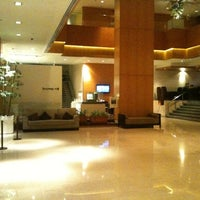 Photo taken at Amara Singapore Hotel by Jeremy O. on 6/26/2012