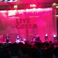 Photo taken at Live On The Green Music Festival by Brie. L. on 9/30/2011