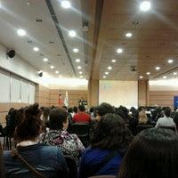 Photo taken at Universidad Tecnológica de Chile INACAP by Lucciola S. on 11/30/2011