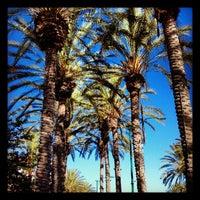 Photo taken at Anaheim GardenWalk by Laura on 9/1/2012