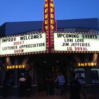 Photo taken at Ontario Improv Comedy Club by Edward P. on 5/9/2012