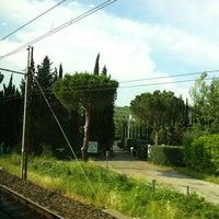 Photo taken at Treno Frecciarossa 9544 NA > MI by BehBuonaGiornata M. on 5/31/2012
