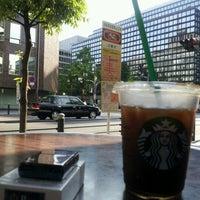 6/28/2012にNoriaki W.がStarbucks Coffee 御堂筋本町東芝ビル店で撮った写真