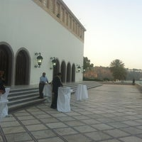 Photo taken at Palais Présidentiel De Carthage by Wael S. on 7/7/2012