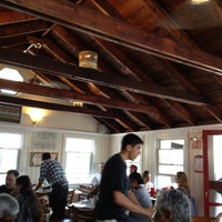 Photo taken at The Art Cliff Diner by Kathy on 7/1/2012