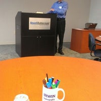 Photo taken at Newell Rubbermaid Learning & Development Center by John L. on 5/3/2012