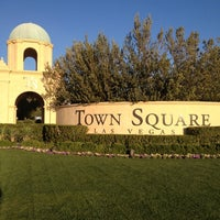 Photo taken at Town Square by Patrick H. on 4/15/2012