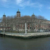 Photo taken at Ellis Island by Ben G. on 3/9/2012