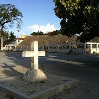 Photo taken at Parque del Centro Ceremonial Maya by Alonso A. on 8/4/2012