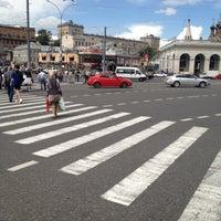 Снимок сделан в Таганская площадь пользователем Малика К. 6/29/2012