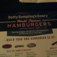 Photo taken at Dotty Dumpling's Dowry by Anna J. on 2/26/2012