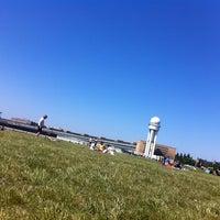 Photo taken at Tempelhofer Park by bastiankbx on 5/20/2012