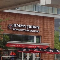 Photo taken at Jimmy John's by Nothing on 8/17/2012