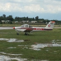 Photo taken at Lingayen Airport by brandis a. on 6/5/2012