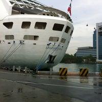 Das Foto wurde bei Singapore Cruise Centre von sohc 7. am 2/3/2012 aufgenommen