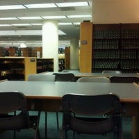 Photo taken at NYU Bern Dibner Library of Science and Technology by Izak B. on 6/12/2012