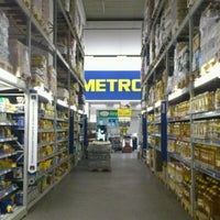 Photo taken at Metro Cash & Carry by Marty on 3/11/2012