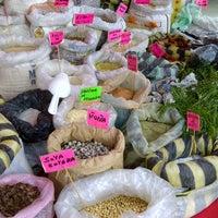 Photo taken at Mercado Peruano by Alejandro C. on 9/9/2012