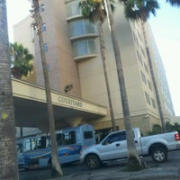 Photo taken at Courtyard Los Angeles LAX/Century Boulevard by Cheryl K. on 8/6/2012