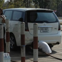 Photo taken at gas station ตาก สาย 1 by Tow on 3/23/2012