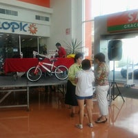 Photo taken at Mega Comercial Mexicana by Wilmer O. on 6/20/2012