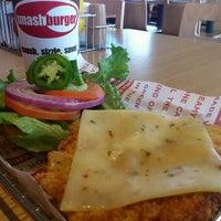 Photo taken at Smashburger by Taku S. on 3/24/2012