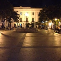 Photo taken at Plaza De Armas by Antuan V. on 8/31/2012