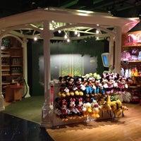 Photo taken at Disney Store by Jason H. on 7/4/2012