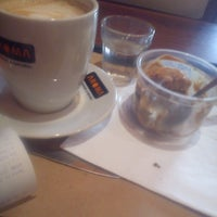 Photo taken at Aroma by Tere d. on 3/9/2012