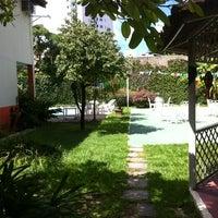 Photo taken at Hostel Boa Viagem by Eduardo O. on 6/23/2012